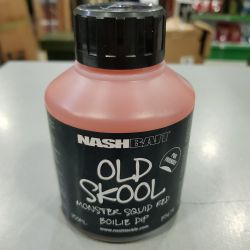 Nash Remojo MONSTER SQUID RED 250ml (pva friendly) Old school