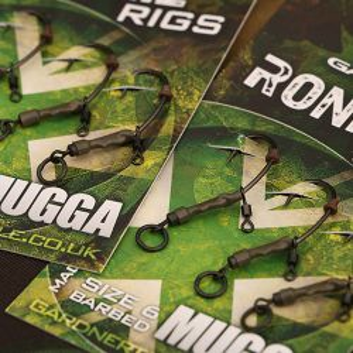 Gardner Ronnie Rigs 3 unid talla 6
