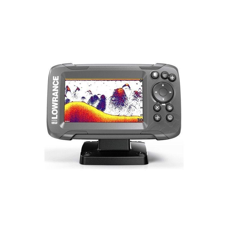 Lowrance Sonda GPS Plotter HOOK2-4x