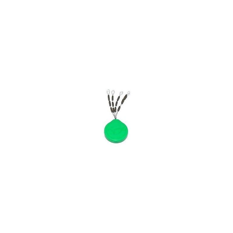 Korda Sinkers Medium verdes (plomos de tugsteno para bajos)