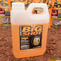Solar Bait Booster Carp Food Mega Big Shot Banana 1L