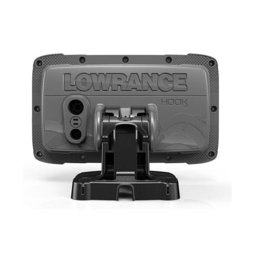 Lowrance Sonda GPS Plotter Lowrance HOOK2-5x SplitShot