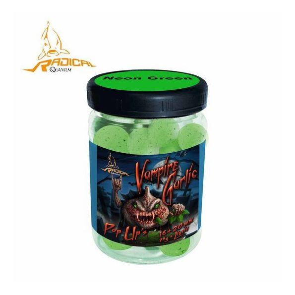 Radical Vampire Garlic Pop up Fluor Verde 16-20mm+Liquid