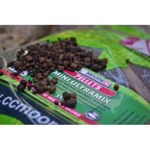 CCmoore pellets Mini ultramix 5kg