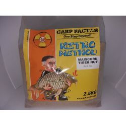 Carp Factor Nitro Method 2,5kg Chufa&Maiz
