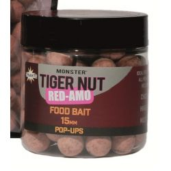 Dynamite Pop Ups Monster Tiger Nut RED AMO 15mm