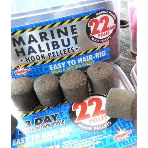 Dynamite Baits Hook Pellet 22mm Marine halibut