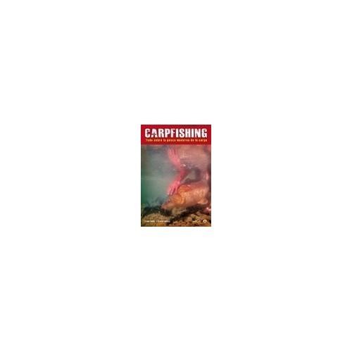 Libro Carpfishing. Todo sobre la pesca moderna de la carpa. [Vol1]