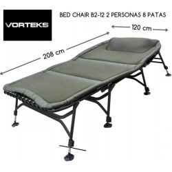 VORTEKS BED CHAIR B2-12 2 PERSONAS 120 CM