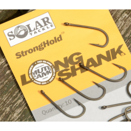 Solar Tackle Longshank Talla 8 10 unid