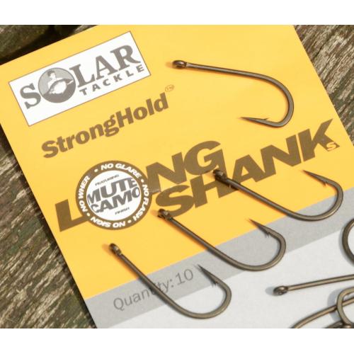 Solar Tackle Longshank Talla 6 10 unid