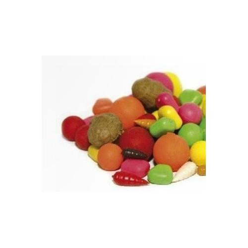 Rod H Artificiales Fake Baits Mix Mulberry Florentine 39pcs