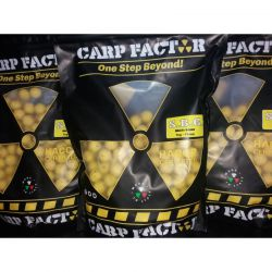 Carp Factor 16mm S.B.G (scopex,Acido Butiryc,Ajo) 1KG