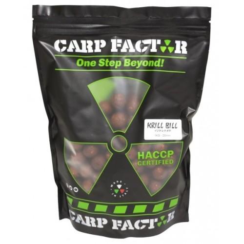 Carp Factor 20mm KRILL BILL (Krill y Sangre) 1KG