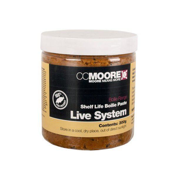 CC Moore Pasta Live System 300G