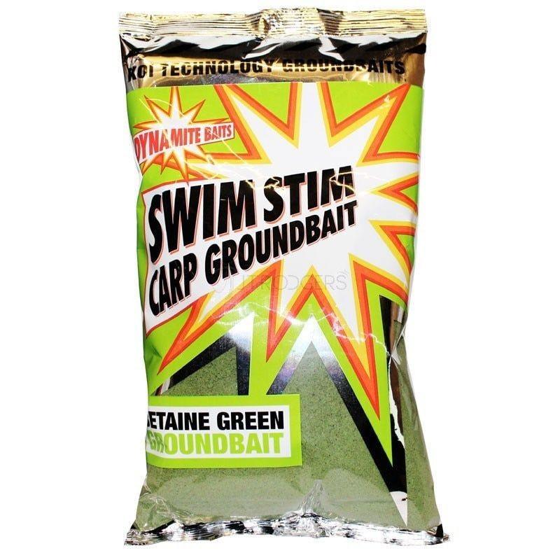 Dynamite Swim Stim Green Betaine GroundBait (Engodo)