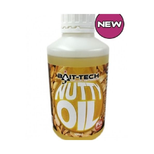 BAITECH Nutty Oil 500ml (Chufa&Cacahuete)