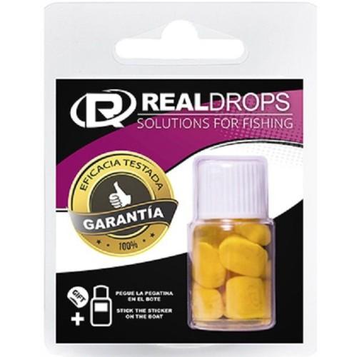 Real Drops Maiz Amarillo flotante en aroma Delta ( 8 unid
