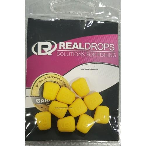 Real Drops Maiz Amarillo Flotante 10 unid