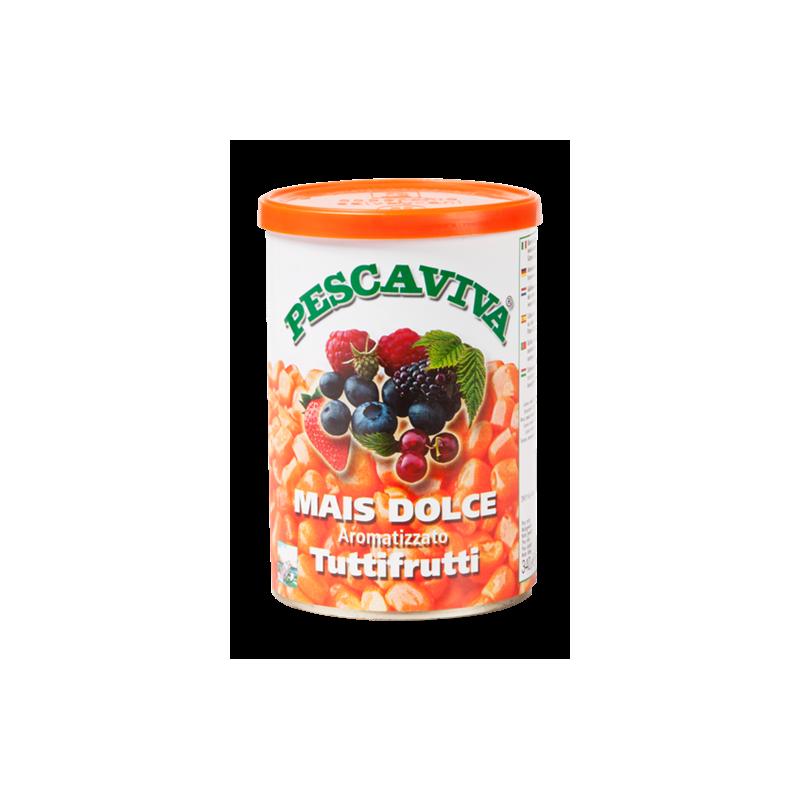 Pescaviva Maiz con Aroma TUTTI-FRUTTI 340gr