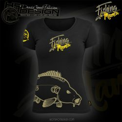 Hot Spot Camiseta MUJER CARFISHING  (NEW SUMMER 2018)