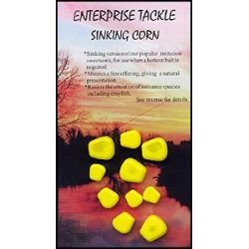 Enterprise maiz amarillo fondante surtidos 10 unid(sinking corn