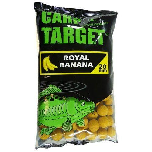 CARP TARGET Boilies Royal Banana 20mm 800gr