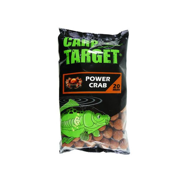 CARP TARGET Boilies POWER CRAB 20mm 800gr (CANGREJO)