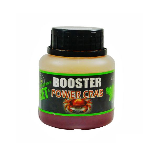 CARP TARGET Booster Dip Power Crab 100ml (Cangrejo)