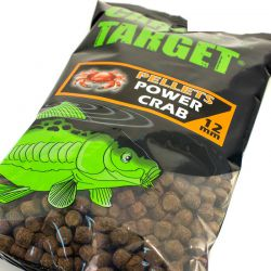 CARP-TARGET Pellets 12mm Power crab 800gr