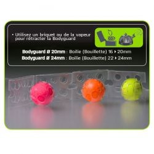 Fun Fishing Bodyguard 22mm-24mm Termoreducible 12 unids