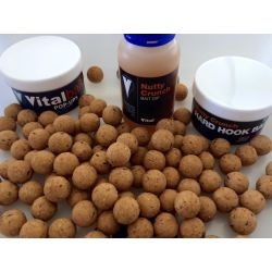 Vital Baits Boilies 20mm NUTTY CRUNCH 1kg