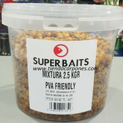 Superbaits Mix Semilla Cocida 2.5gr