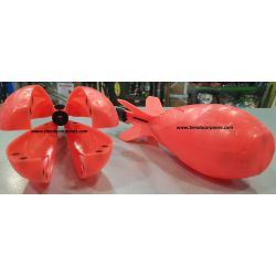 Advance Fishing Cohete Spider Rojo