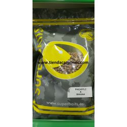 SuperBaits Pellets 6mm Piña&Banana 900gr