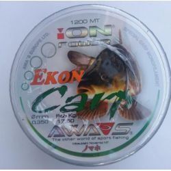 AWA-SHIMA ION POWER EKON CARP 0,35 mm 17,50 kg 1200 m