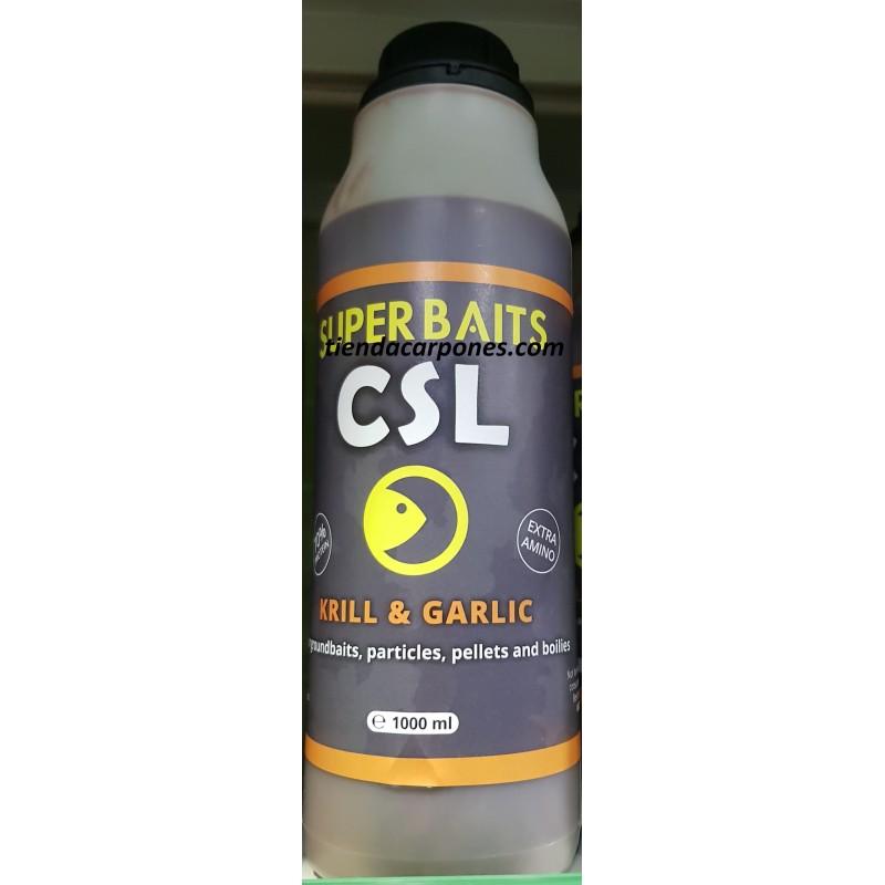 SuperBaits CSL (Licor de Maiz) Robin red&Monster Crab 1lt