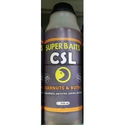 SuperBaits CSL (Licor de Maiz) Tigernuts (chufa) 1lt