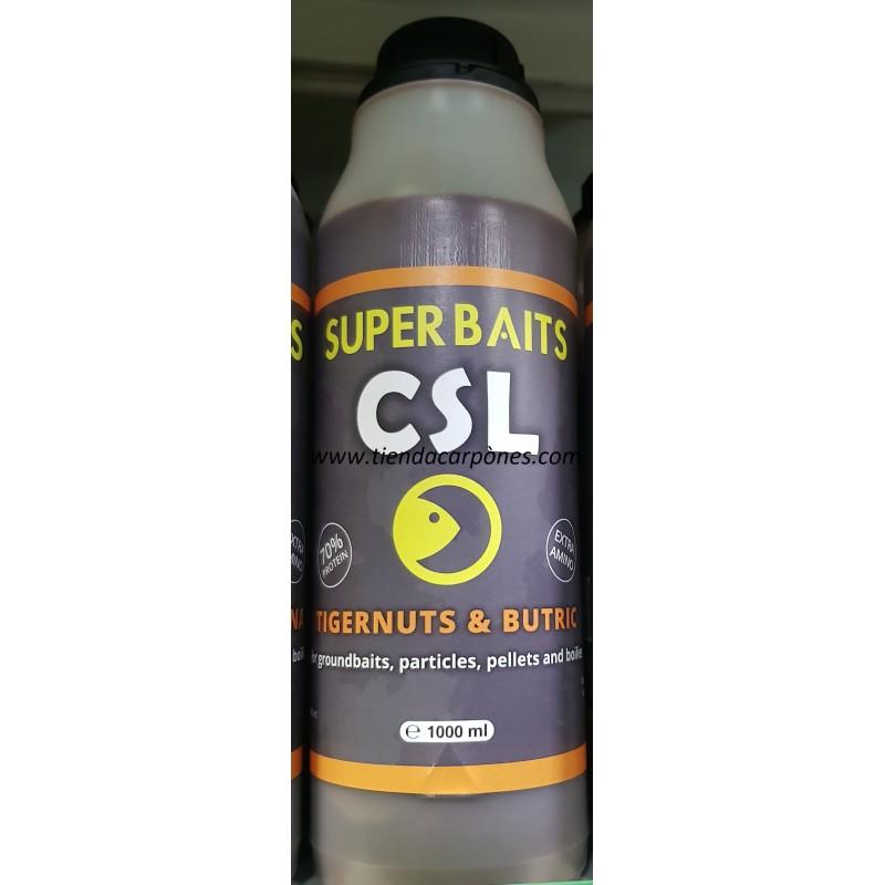 SuperBaits CSL (Licor de Maiz) Tigernuts (chufa) 1lt