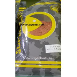 SuperBaits Stick Mix Krill&Garlic 900gr